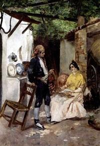 a flirtation by v. de parades