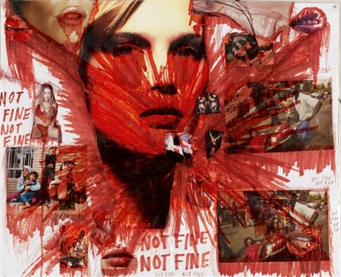 not fine by thomas hirschhorn