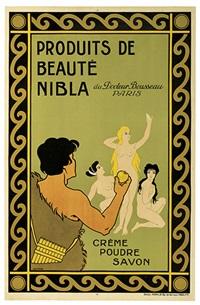 produits de beauté nibla by félix lochard