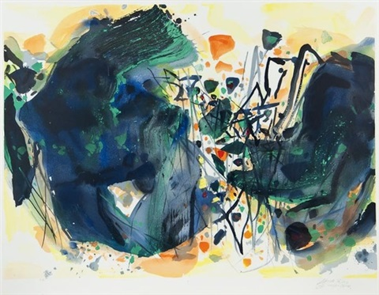 composition by chu teh chun