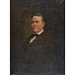 portrait of a distinguished gentleman by fred g. quimby