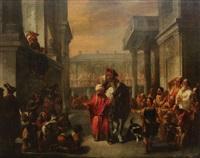 joseph et ses frères en egypte by jan victors
