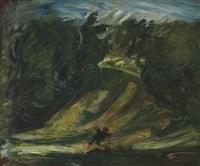 paysage by chaïm soutine