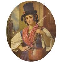 giovane acquaiola by emanuel stöckler