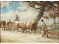 going to pasture by andrew douglas