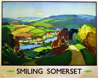 smiling somerset by leonard richmond
