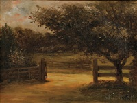 beyond the gate by william morris hunt