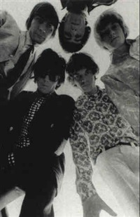 the rolling stones, london by art kane
