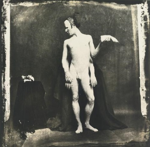 the boy with four arms, san francisco (il ragazzo con quattro bracci) by joel-peter witkin