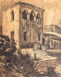 casa familiei storck, balcic by cecilia cutescu storck
