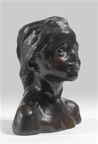 jeanne enfant ou la petite châtelaine by camille claudel