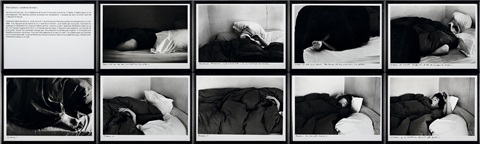the sleepers bob garison third sleeper 10 works by sophie calle