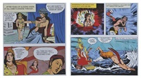 tales of amnesia (diptych) by chitra ganesh