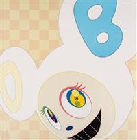 and then ichimatsu pattern by takashi murakami