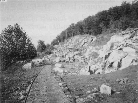 marble quarry, knoxville, tenn. by john k. hillers