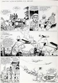 johnny congo (2 works) by eddy paape