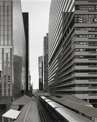 lake street/ the loop, chicago by thomas struth