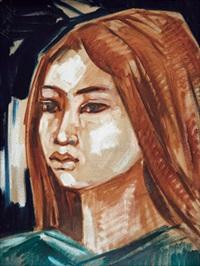 portrait by han snel
