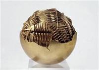 sfera by arnaldo pomodoro