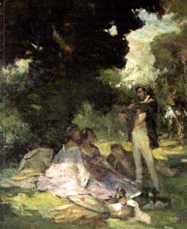 the picnic by geza udvary