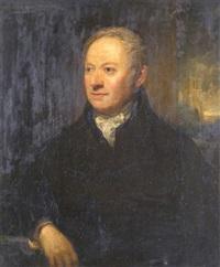 portrait of john bridge (1755-1831) royal jeweler to george iii and iv by john jackson