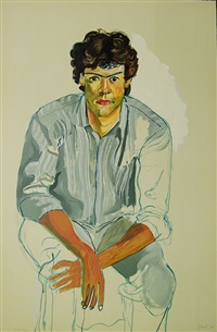 the youth by alice neel