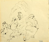 figures by jules pascin
