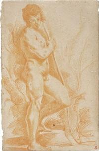accademia di nudo by giuseppe angeli