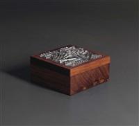 scatola by arnaldo pomodoro