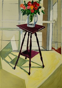 light by alice neel