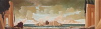 paesaggio by tomaso tommasi