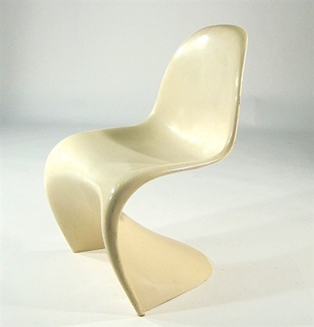 Chaise Panton Chair By Verner