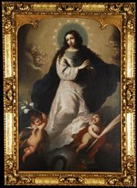 inmaculada by manuel fernández acevedo