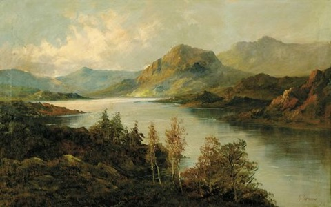 the lakes killarney ireland by m jackson