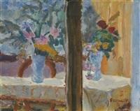 vase de fleurs by pierre bonnard
