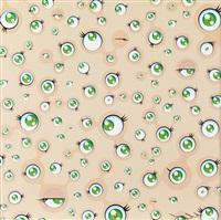 jellyfish eyes cream by takashi murakami