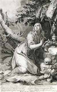 magdalena by willem isaaksz swanenburgh the elder