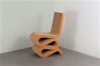stuhl wiggle side chair by frank gehry