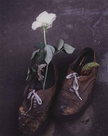 sensual flower (4 works) by nobuyoshi araki