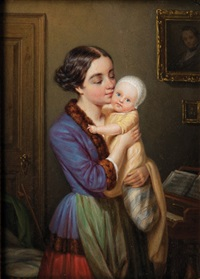 joy of motherhood by heinrich wilhelm ed. vogel