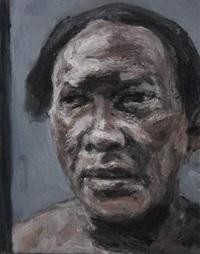 <b>Johann Louw</b> - johann-louw-untitled:-portrait