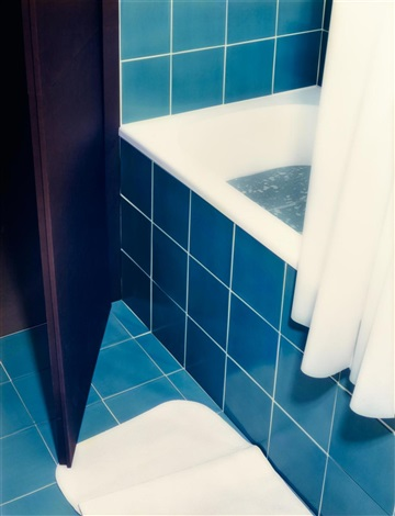 Badezimmer Beau Rivage von Thomas Demand auf artnet