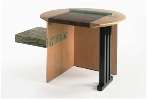 sophia writing desk by aldo cibic