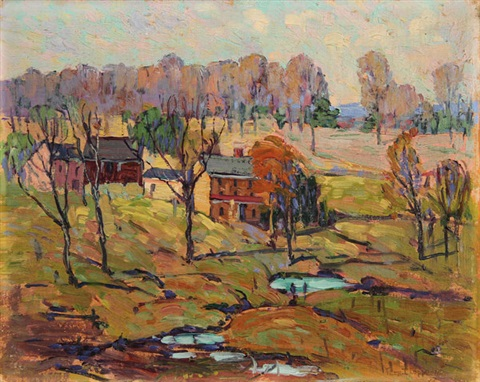 october by fern isabel coppedge