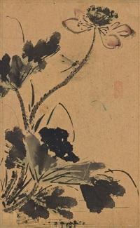 lotus by sim sa-jong