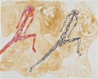 dancers by nancy spero