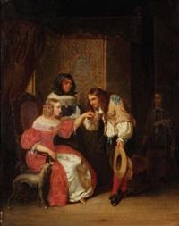 la déclaration d'amour by hendrick joseph dillens