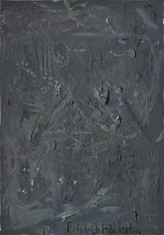 untitled (friedrich hölderlin) by andré butzer