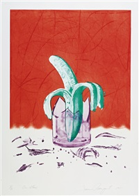 on stage by james rosenquist