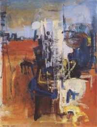 abstract by margaret (margo) hetty lewers